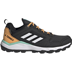 adidas TERREX Agravic TR Trail Running Shoes Women, core black/feather white/hazy orange